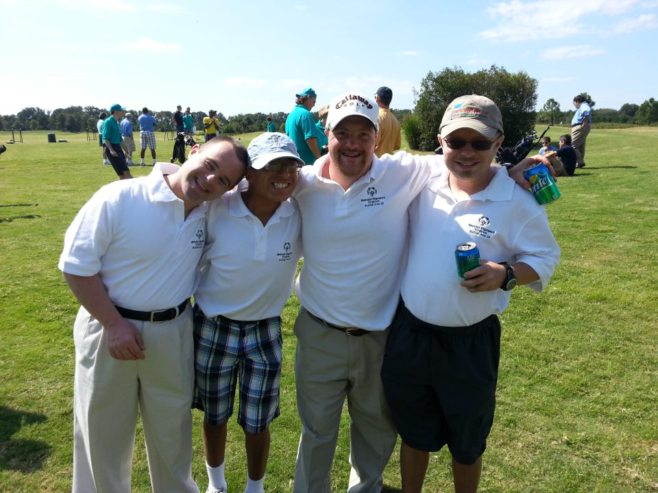 Source: Kenny, Jesus, Tim, Spencer @ 1st Tee -9/23/2012